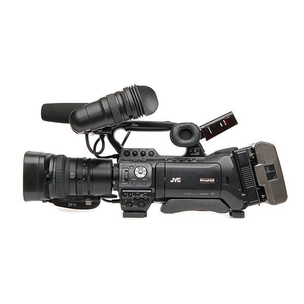 JVC Videocámara GY-HM850E Fujinon Zoom 20x