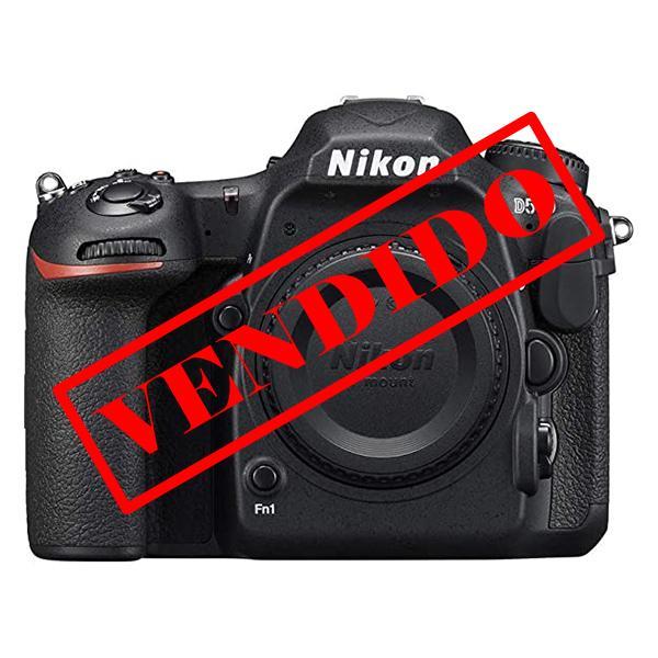 Nikon Cámara D500 Cuerpo Wifi 4K