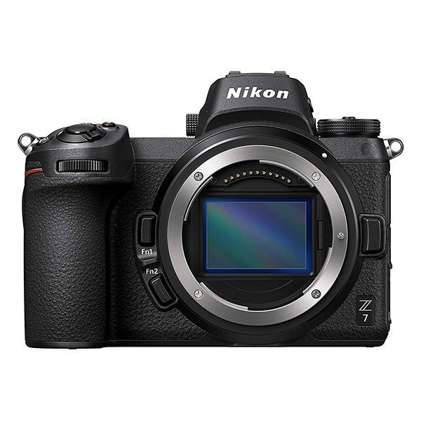 Nikon Cámara Z7 + Adaptador FTZ + XQD 64GB Sony G