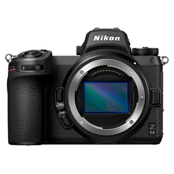 Nikon Cámara Z6 II + Adaptador FTZ