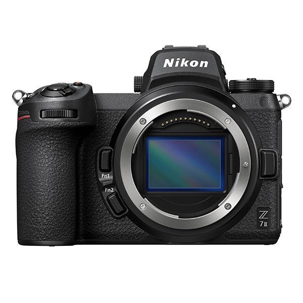 Nikon Cámara Z7 II + Adaptador FTZ