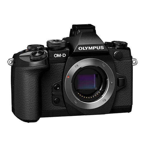 Olympus Cámara OM-D E-M1 Mark II Cuerpo