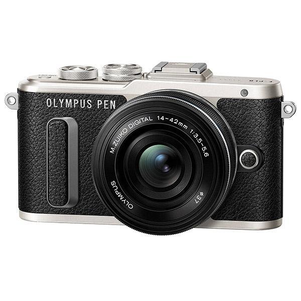 Olympus Cámara E-PL8 + 14-42mm Negra