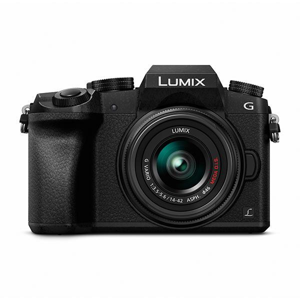 Panasonic Cámara DMC-G7HEC-K + 14-140mm f3.5/5.6 4K - Lumix G7, no te pierdas ningún momento , Lumix G7 te permite grabar videos 4K y guardar cualquier fotograma como una imagen de 8 megapixeles y de gran calidad.