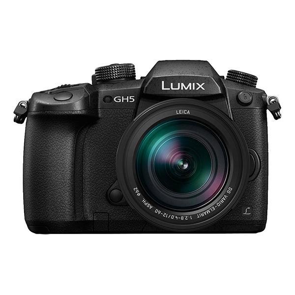 Panasonic Cámara GH5 M2 + Leica 12-60mm f/2.8-4 Asph OIS Negro