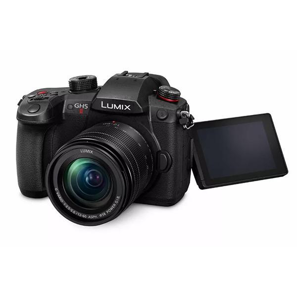 Panasonic Cámara GH5 M2 + Lumix 12-60mm f/3.5-5.6 G Asph. OIS