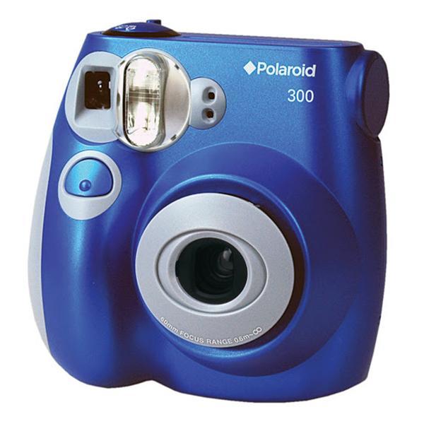 Polaroid Cámara Instant 300 Azul
