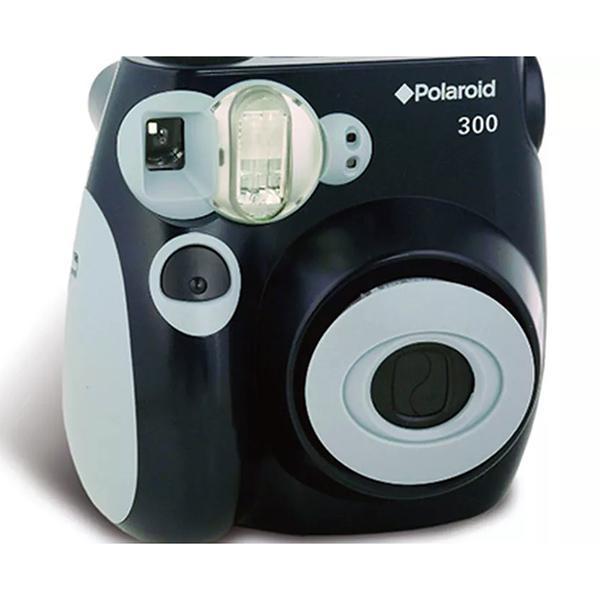 Polaroid Cámara Instant 300 Negra