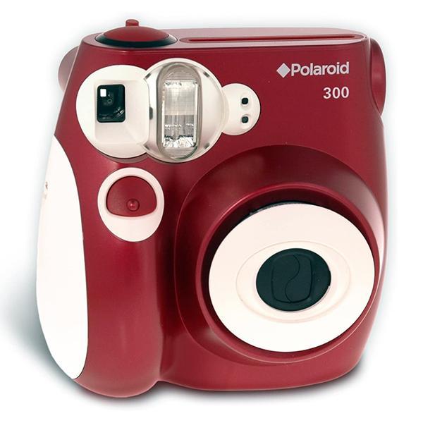 Polaroid Cámara Instant 300 Rojo