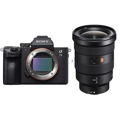 Sony Cámara A7R III + AF FE 16-35mm f4 ZA