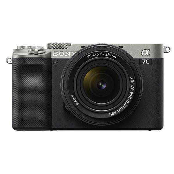 Sony Cámara A7C + 28-60mm f4-5.6 Negra