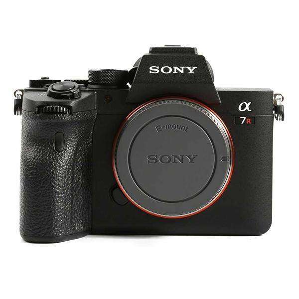 Sony Cámara Alpha A7R IV Cuerpo