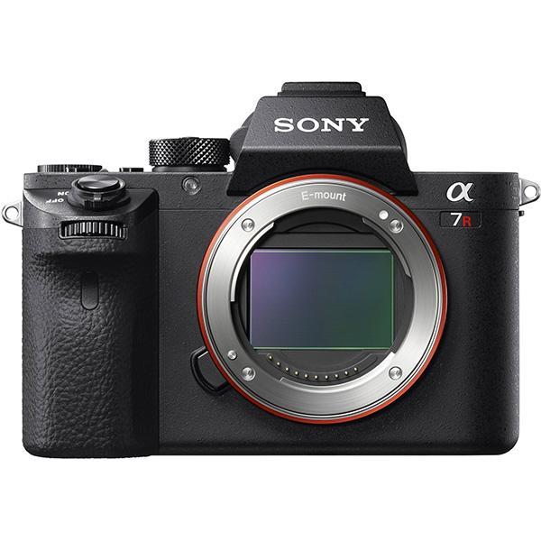Sony Camara A7 R II cuerpo