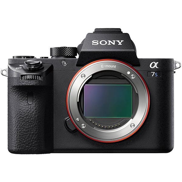 Sony Cámara A7 S II Cuerpo