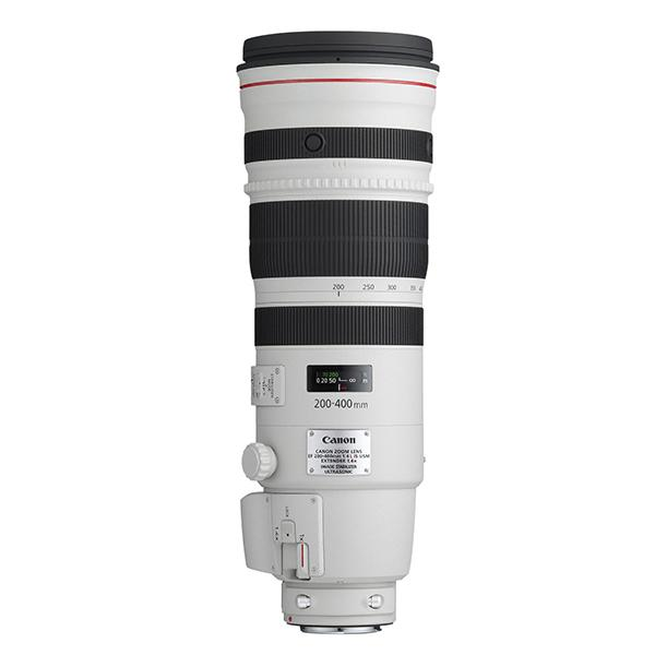 Canon Objetivo EF Zoom 200-400mm f4 L IS USM c/1.4