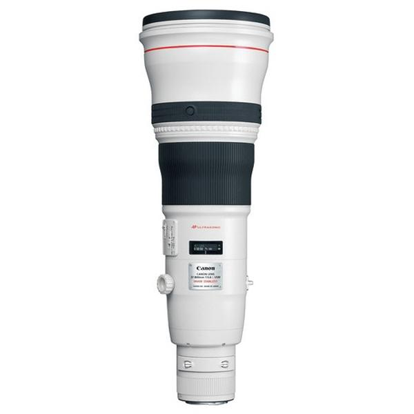 Canon Objetivo EF 800mm F5.6 L IS USM