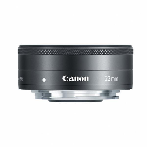 Canon Objetivo EFM  22mm f2.0 STM