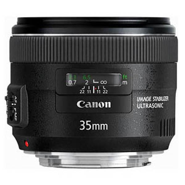Canon Objetivo EF  35mm f2.0 IS USM