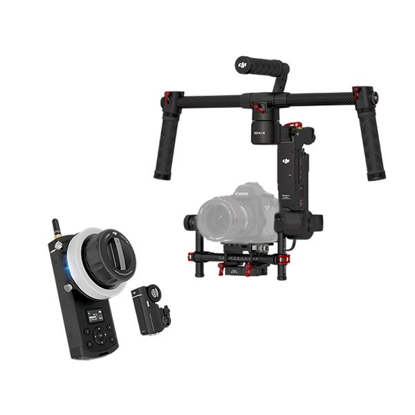 DJI Control Focus Ronin M/MX Inhalambrico 100m