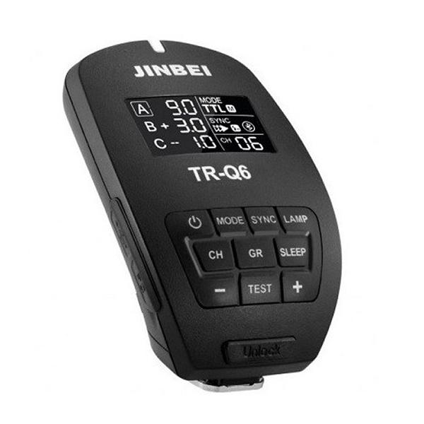 Jinbei Disparador TR-Q6C Bluetooth Canon -