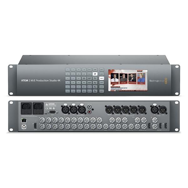 Blacmagic Atem 2 M/E Production Studio 4K Ultra HD