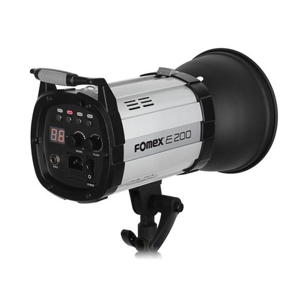 Fomex Flash de Estudio E200  200w -