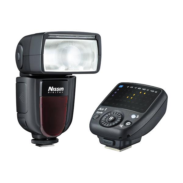 Nissin Flash Di 700 Air + Transmisor Air Nikon -