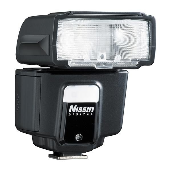 Nissin Flash i40 para FT Olympus