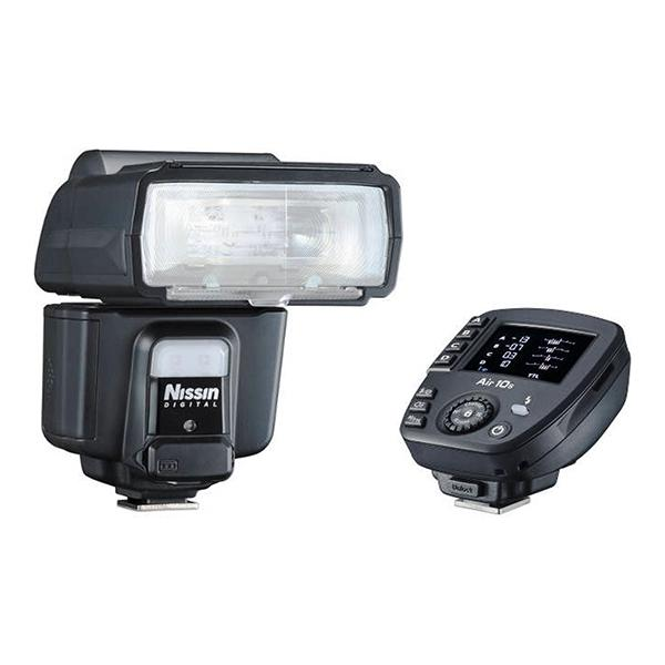 Nissin Flash i60 A + Air 10s para Nikon -