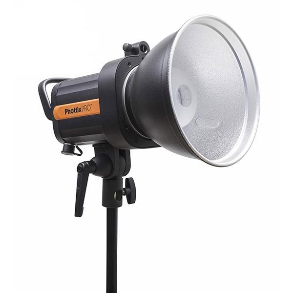 Phottix Kit Indra 360TTL+Batería+Emisor TTL