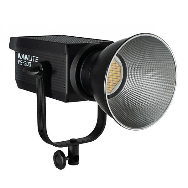 Nanlite Foco FS-300 Led Spot Light 41000 Lux a 1m