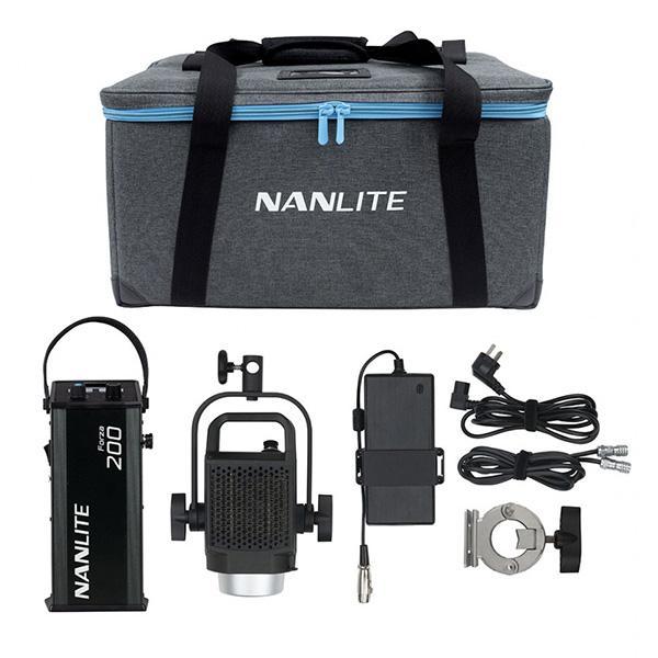 Nanlite Foco Led Forza 200
