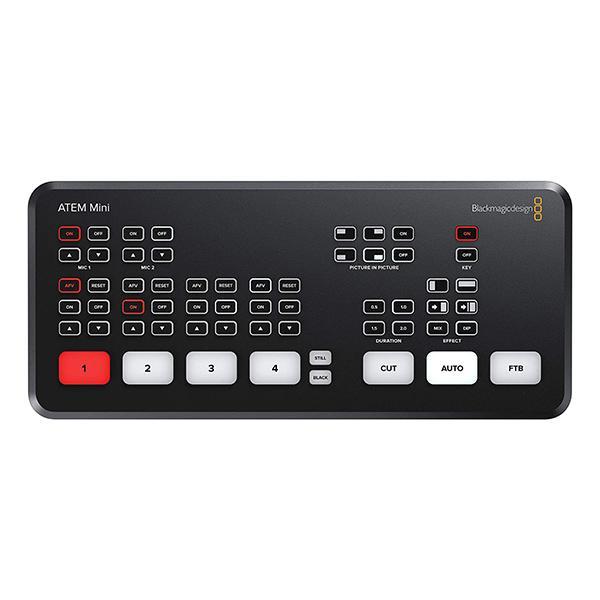 BlackMagic Atem Mini Mezclador 4 HDMI