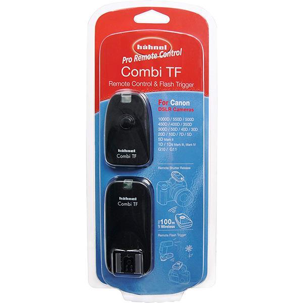 Hahnel Disparador Combi TF Canon