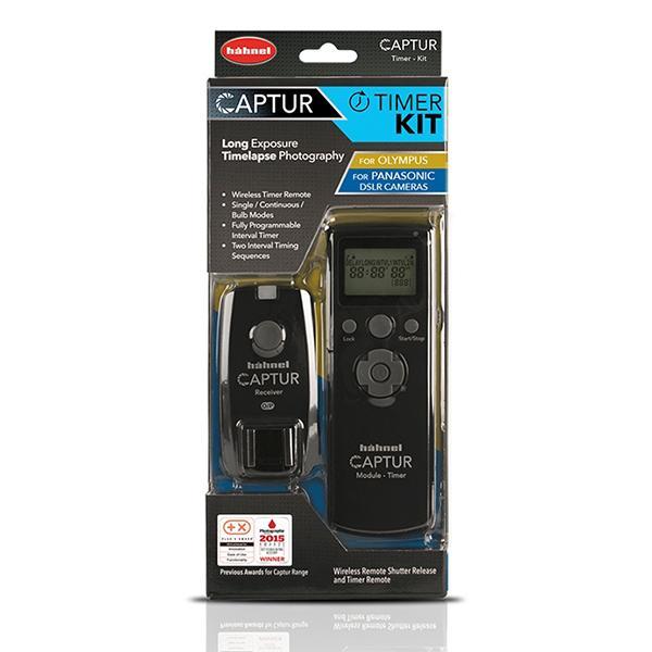 Hahnel Captur Kit Timer Olympus / Panasonic