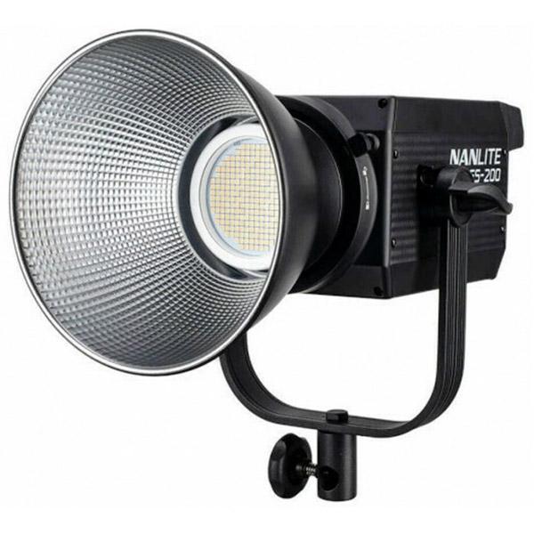 Nanlite Foco FS-200 LED Spot Light 29380 Lux a 1m