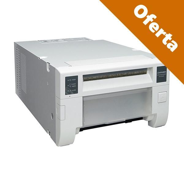 Mitsubishi Impresora CP-D80DW Win / Mac -