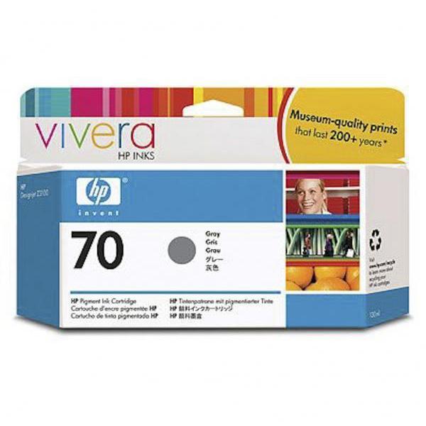 HP Tinta 70 C9450A Gris 130ml Z3100/3200