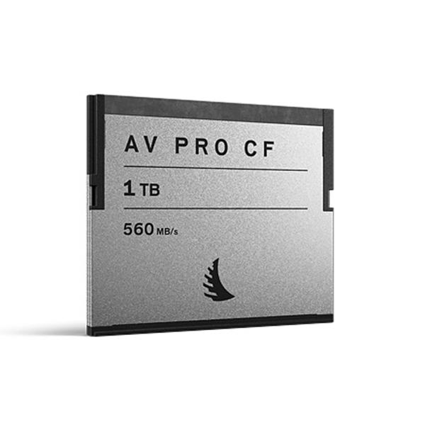 Angelbird CFast AV PRO  1TB  R:550MB/s W:490MB/s