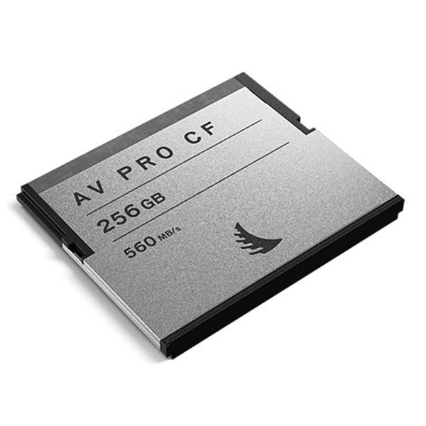 Angelbird CFast AV PRO 256GB  R:550MB/s W:490MB/s