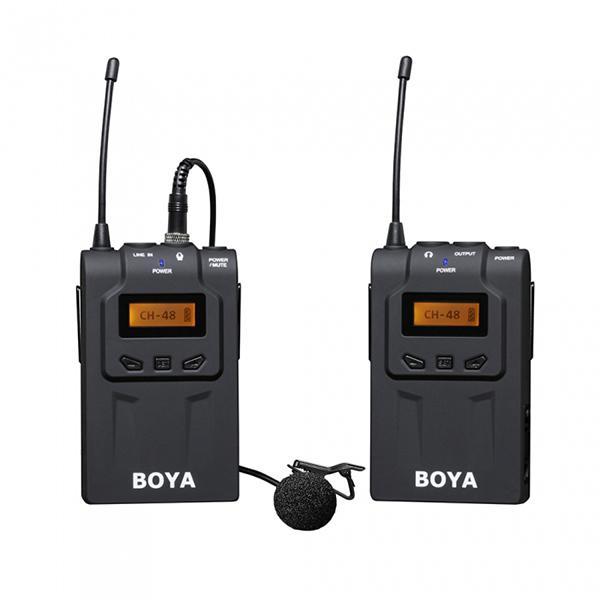 Boya Kit Micro Lavalier Inalámbrico WM6 -