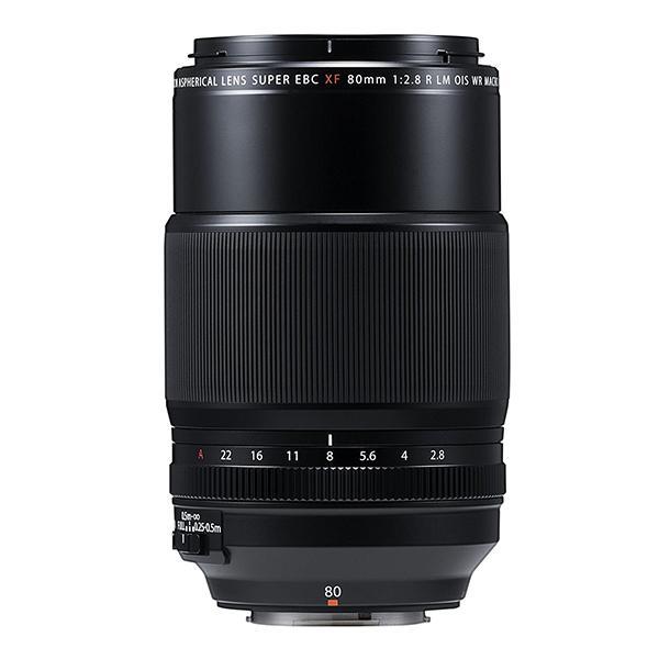 Fuji Objetivo XF 80mm F2.8 R LM OIS WR Macro -