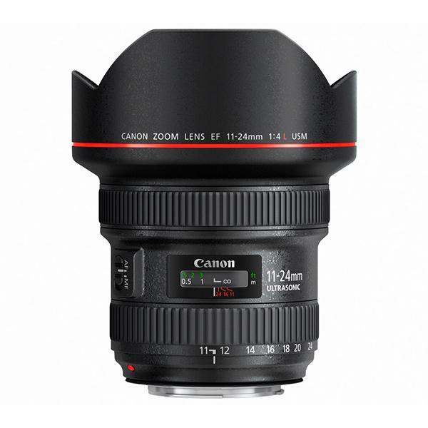Canon Objetivo EF Zoom  11- 24mm f4L USM