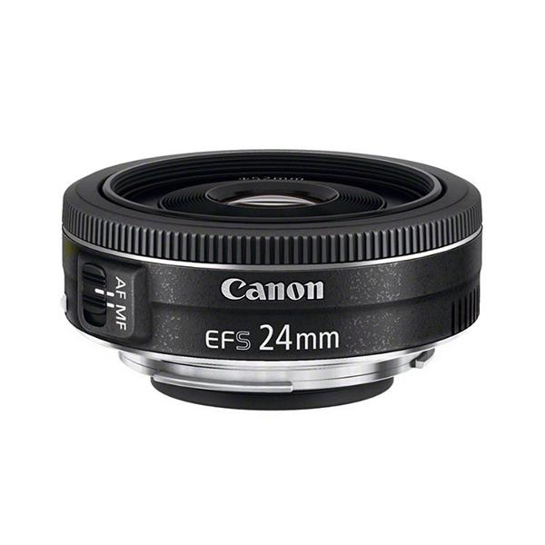 Canon Objetivo EF-S  24mm f2.8 STM