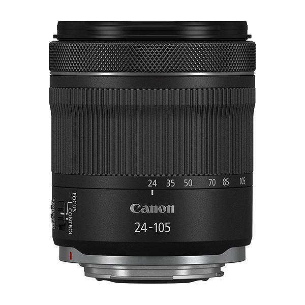 Canon Objetivo RF 24-105mm f4-7.1 IS STM