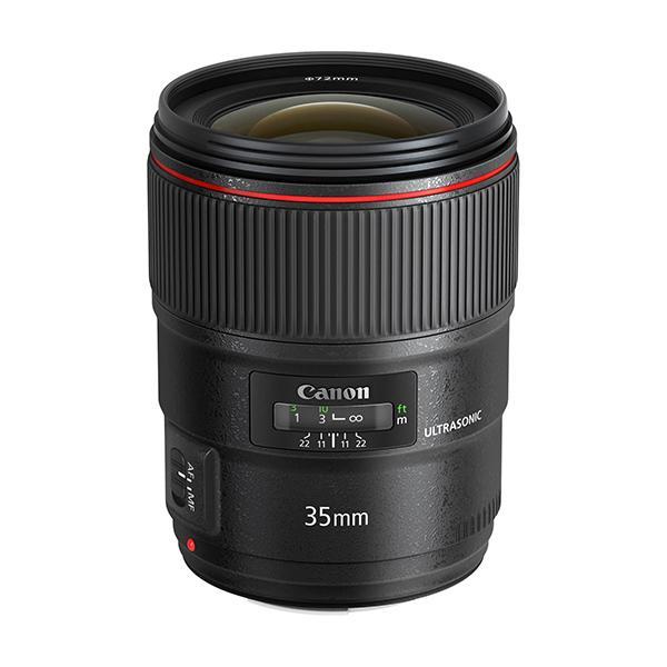 Canon Objetivo EF  35mm f1.4 L II USM