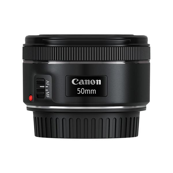 Canon Objetivo EF  50mm f1.8 STM