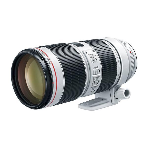 Canon Objetivo EF Zoom  70-200mm f2.8L IS III US