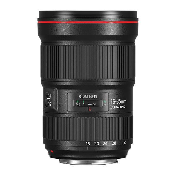 Canon Objetivo EF Zoom  16-35mm f2.8L III USM