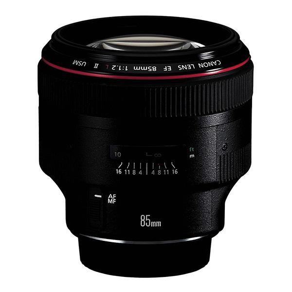 Canon Objetivo EF  85mm f1.2 L II USM